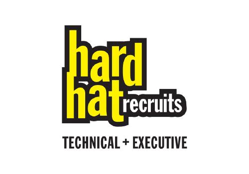 HardHat Recruits Logo